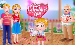 Baby Hazel Valentines Day