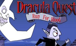 Dracula Quest : Run For Blood