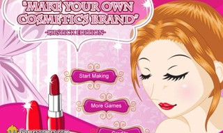 Make Your Own Cosmetic Brand Spil