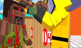 Combat Blocky Strike Multiplayer