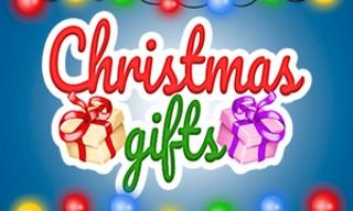 Christmas Gifts match 3