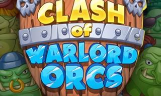 Clash of Warlord Orcs