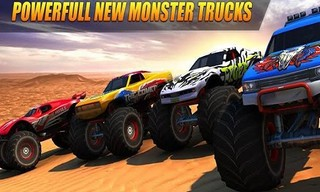 Brazilian Monster Truck Racing Game For Kids