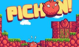Pichon: The Bouncy Bird