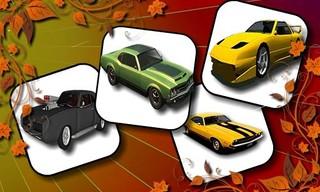 Fancy Cars Memory Match