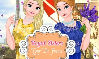 Royal Sisters Tour De France