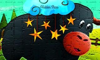 Cartoon Hidden Stars