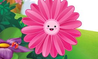 Funny Flowers Jigsaw
