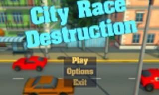 City Race Destruction