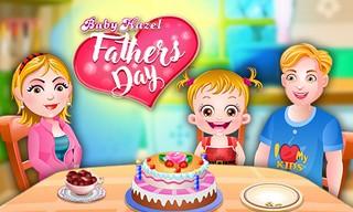 Baby Hazel Fathers Day