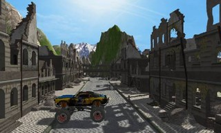 Destroyed City Drive