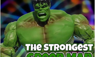 The Strongest Green Man
