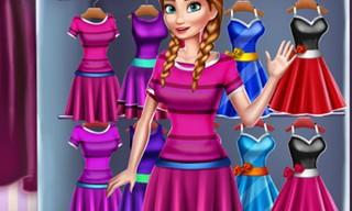 Princess Spring Wardrobe