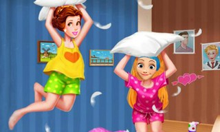 Girls PJ Party!