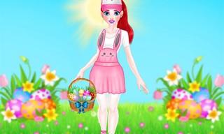 Princess Easter hurly burly