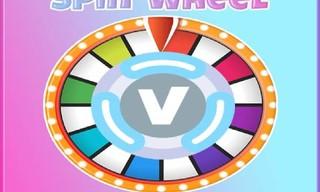 Random Spin Wheel Earn Vbucks