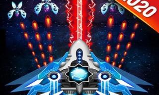 Space shooter Galaxy attack Galaxy shooter
