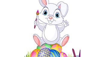 Easter Time Hidden Stars