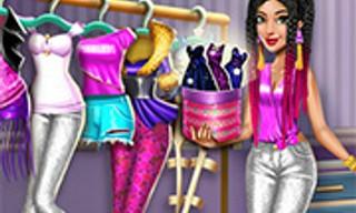 Tris Fashionista Dolly Dress up H5