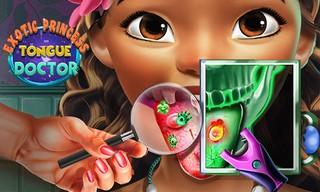 Exotic Princess Tongue Doctor