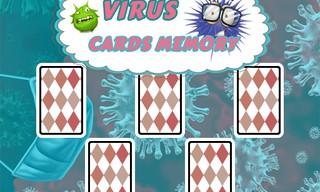 Virus Cards Memory
