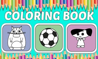 Coloring Book for kids Education