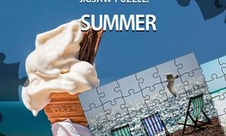 Jigsaw Puzzle Summer