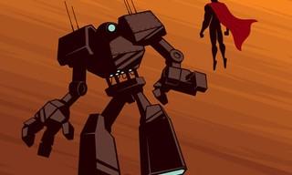 Robot In Battle Memory