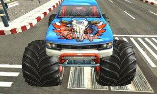 Monster Truck City Parking