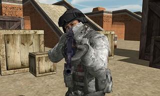 Counter City Strike Commando Action 2020