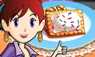 Mini Pop Tarts: Sara's Cooking Class
