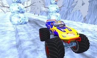 Christmas Monster Truck