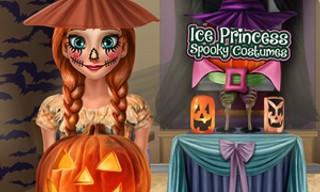 Ice Princess Halloween Costumes