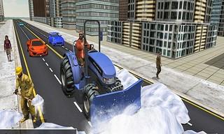 Russia Extreeme Grand Snow Clean Road Simulator 19