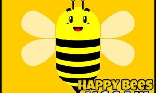 Happy Bees Jigsaw