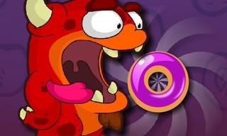 Candy Monster Eater