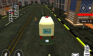 City Tuk Tuk Rickshaw : Chingchi Simulator Game
