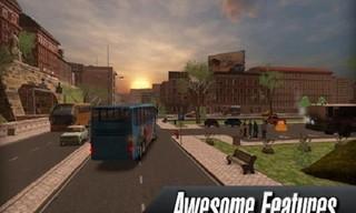 Real City Coach Bus Simulator