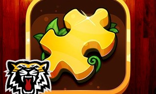 Cartoon Animals Puzzle