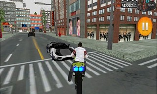 Bike Ride Parking Game