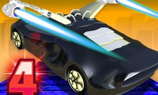 Fly Car Stunt 4
