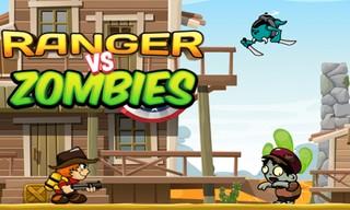 AG Ranger Vs Zombie