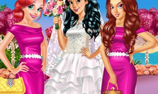 Princesses Wedding Prep
