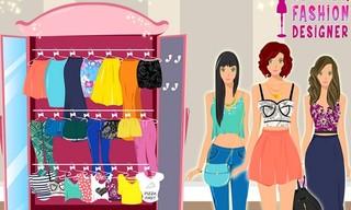 Become a Fashion Designer