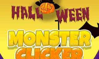 Halloween Monster Clicker