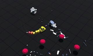 Pixel Car vs Cops 2020