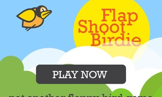 Play, Tap, Enjoy, Not Just a Flappy Bird Game