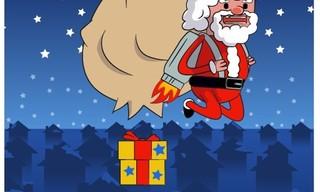 Santas Last Minute Presents