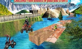 ATV Offroad Quad Bike Hill Track Racing Mania