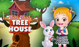 Baby Hazel Tree House